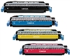HP CB400A-3A 4-Pack Toner Cartridge Combo