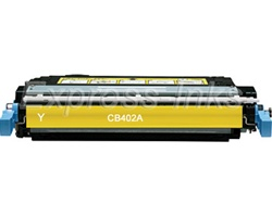 HP Color Laserjet CP4005 Yellow Toner Cartridge