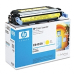 HP CB402A Genuine Yellow Toner Cartridge