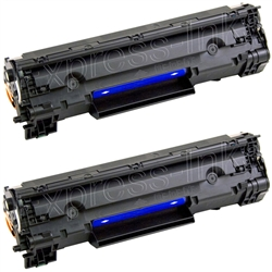 HP CB435AD (35A) Black Toner Cartridges