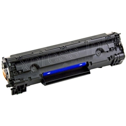 HP LaserJet P1007 Black Toner Cartridge
