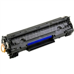 HP CB436A Black Toner Cartridge (36A)