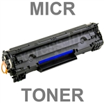 HP CB436A (36A) MICR Toner Cartridge