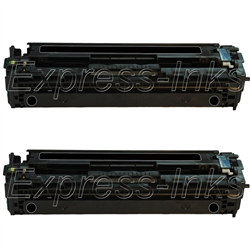 HP CB540AD Black Toner Cartridge Combo