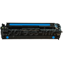 HP CB541A Compatible Cyan Toner Cartridge
