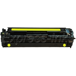 HP CB542A Compatible Yellow Toner Cartridge