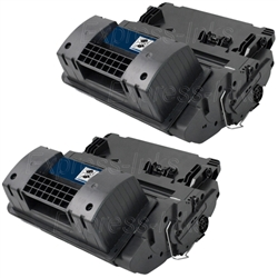 HP CC364XD 2-Pack High Yield Toner Cartridge Combo 64X