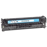 HP Color Laserjet CP2025 Cyan Toner Cartridge
