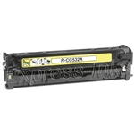 HP Color Laserjet CM2320 Yellow Toner Cartridge