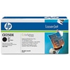 HP CE250X Genuine Black Toner Cartridge