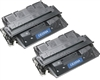 HP Laserjet P3015 2-Pack Toner Cartridge Combo CE255A