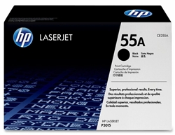 HP CE255A Genuine Black Toner Cartridge