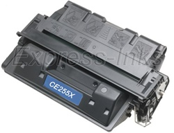 HP P3015 Black Toner Cartridge CE255X, 55X