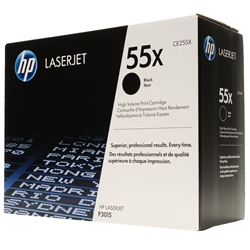 HP CE255X High Yield Genuine Toner Cartridge