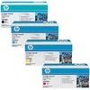HP CM4540fskm Genuine 4-Pack Toner Cartridge Combo