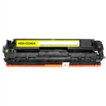 HP CE262A Compatible Yellow Toner Cartridge 648A