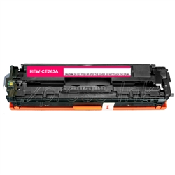 HP CE263A Compatible Magenta Toner Cartridge 648A