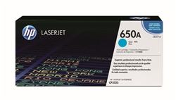HP CE271A Genuine Cyan Toner Cartridge
