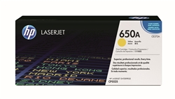 HP CE272A Genuine Yellow Toner Cartridge