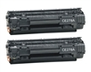 HP CE278A (78A) Toner Cartridge 2-Pack