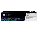 HP CE311A (126A) Genuine Cyan Toner Cartridge