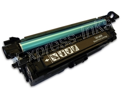 HP CE340A Compatible Black Toner Cartridge 651A