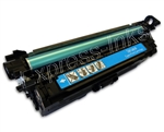 HP CE341A Compatible Cyan Toner Cartridge 651A