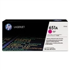 HP CE343A (651A) Genuine Magenta Toner Cartridge