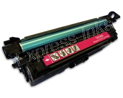 HP CE343A Compatible Magenta Toner Cartridge 651A