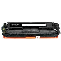 HP CE400A Compatible Black Toner Cartridge