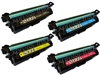 HP M551 4-Pack Compatible Toner Combo