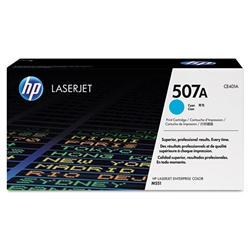 HP CE401A Genuine Cyan Toner Cartridge