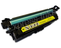HP CE402A Compatible Yellow Toner Cartridge