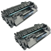 HP Laserjet P2055 2-Pack Laser Toner Cartridge Combo
