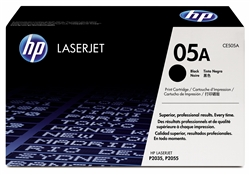 HP P2035/ P2035n Genuine Toner Cartridge CE505A, 05A