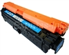 HP CE741A Compatible Cyan Toner Cartridge 307A