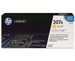 HP CE742A Genuine Yellow Toner Cartridge