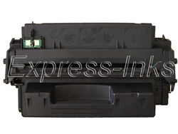 HP Q2610A Black Toner Cartridge, New Drum