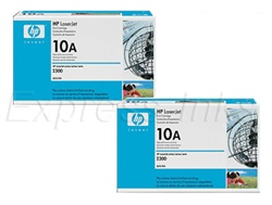 HP Q2610D Genuine Toner Cartridge 2-Pack Combo