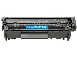 HP Laserjet 1010 Black Toner Cartridge