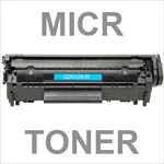 HP Q2612A Compatible MICR Toner Cartridge 12A