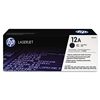 HP Q2612A Genuine Toner Cartridge 12A