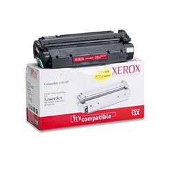 HP Q2613X High Yield Toner Cartridge, Xerox 6R957