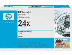 HP Q2624X Genuine Toner Cartridge (24X)