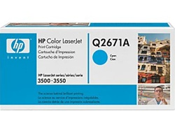 HP Q2671A Genuine Cyan Toner Cartridge