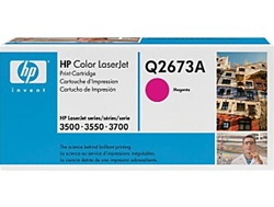 HP Color Laserjet 3500 Genuine Magenta Toner Cartridge