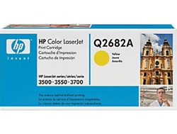 HP Q2682A Genuine Yellow Toner Cartridge
