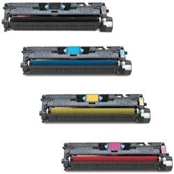 HP Color Laserjet 2820 4-Pack Toner Combo