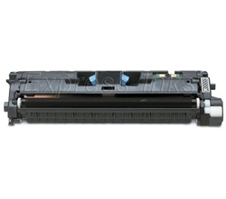HP Color Laserjet 2840 Black Toner Cartridge Q3960A
