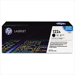 HP Q3960A Genuine Black Toner Cartridge